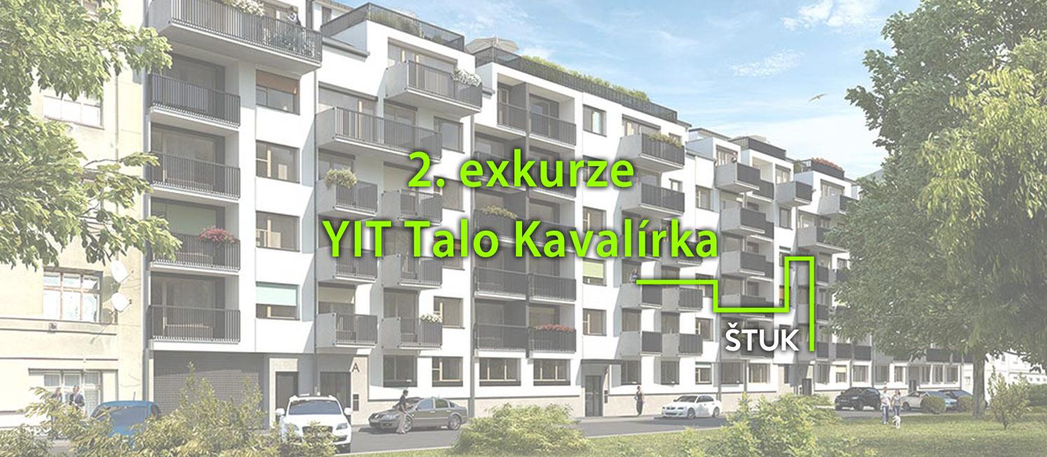 facebook titulka YIT Talo Kavalirka