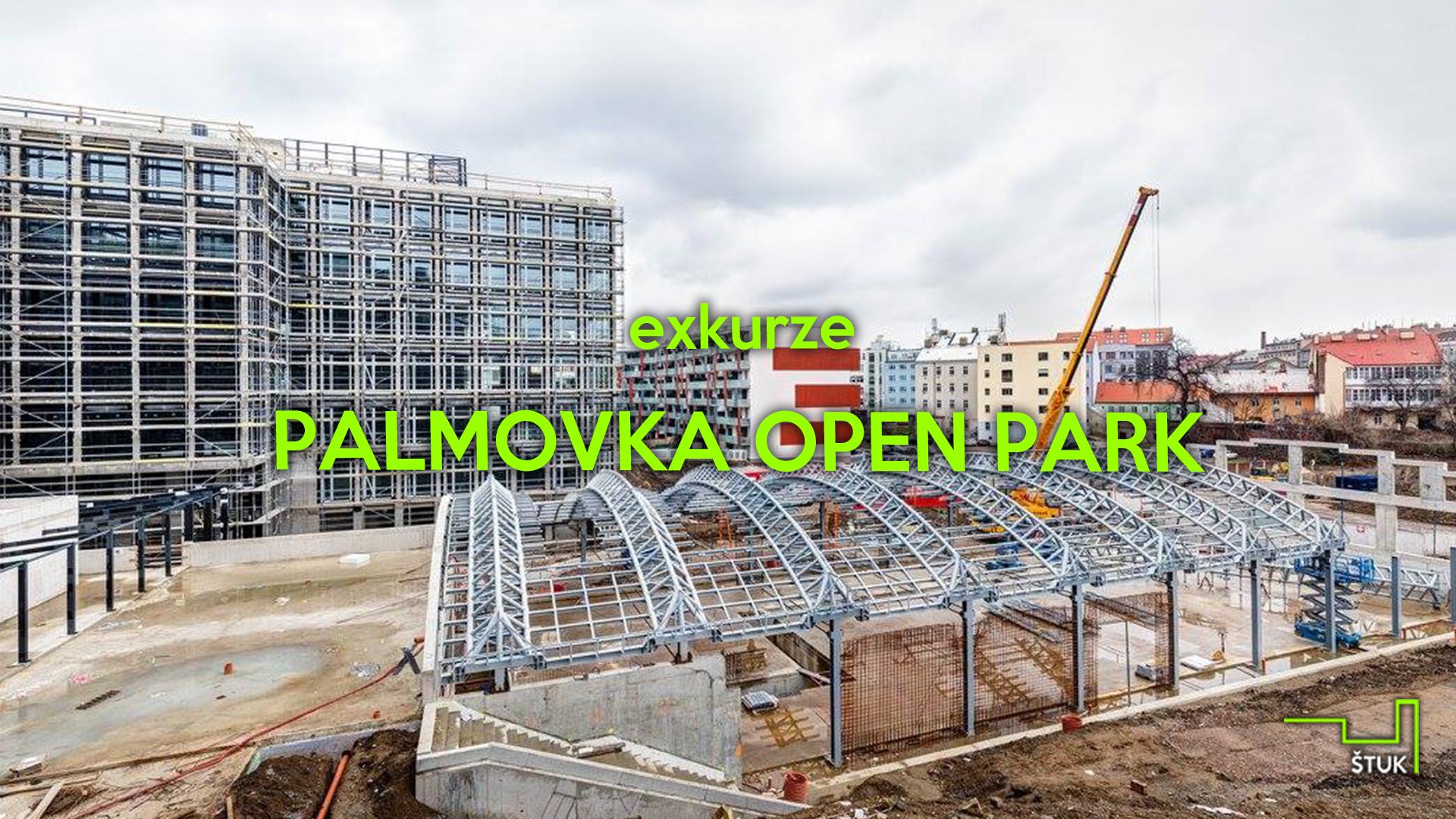 palmovka open park facebook titulka
