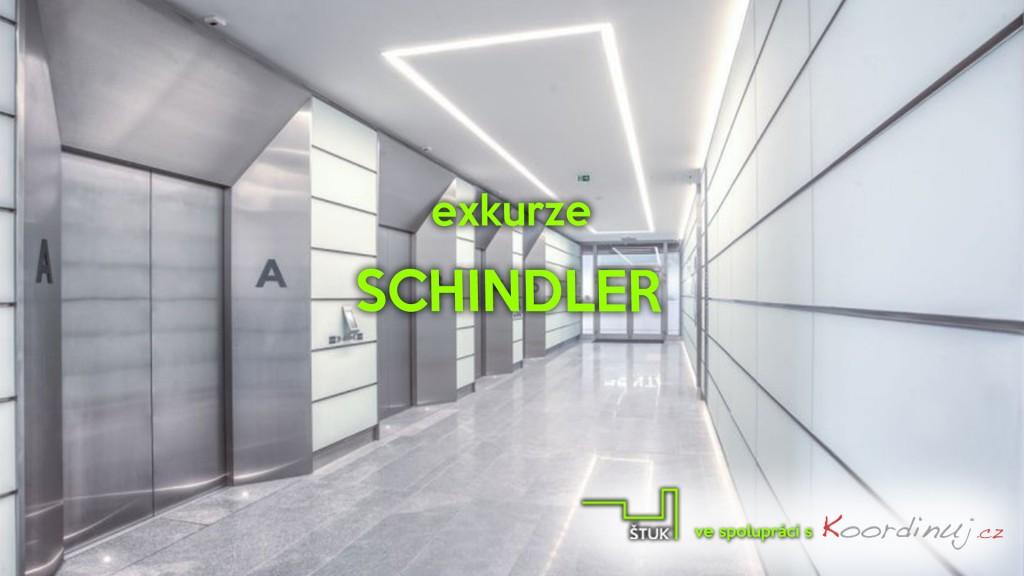 Schindler titulka