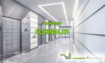 AKTUÁLNĚ: Exkurze Schindler