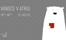 PROBĚHLO: Vánoce v atriu